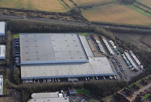 Toys R Us Entry Largest Available Warehouse In The Uk